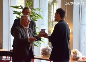 David-Medalje for Idræt